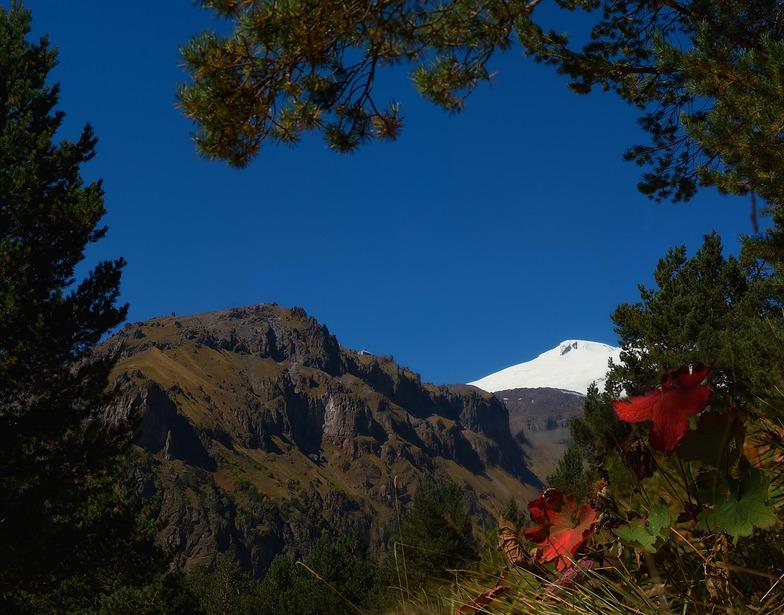 cusp Terskol, Mt Elbrus