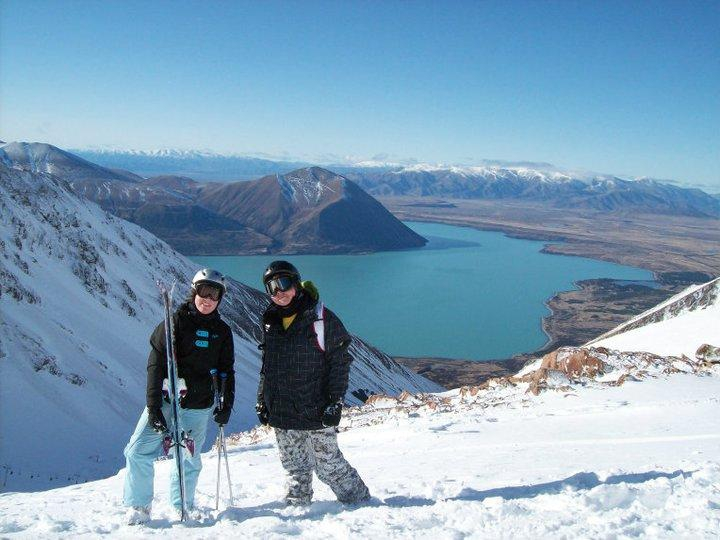 Ohau Snowfields Pow Day