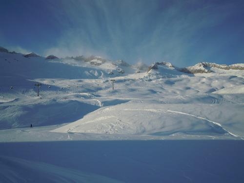 Belalp - Blatten - Naters Ski Resort by: B.Bloesch