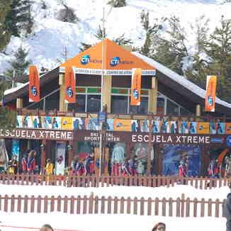 Escuela Xtreme, Cerro Catedral