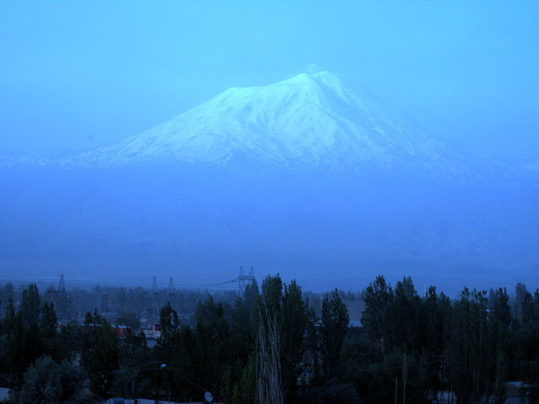 Ağrı Dağı or Mount Ararat