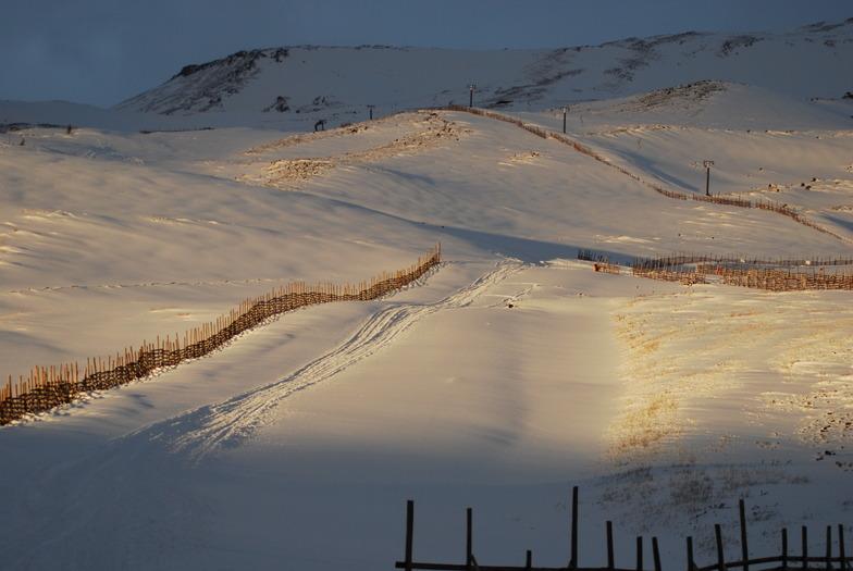 Chapita snow!!!!!, Chapa Verde