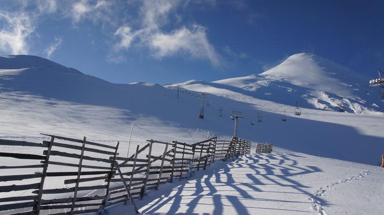 volcan osorno, Volcán Osorno