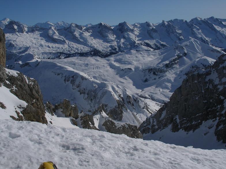 touring above la lachat, Le Grand Bornand