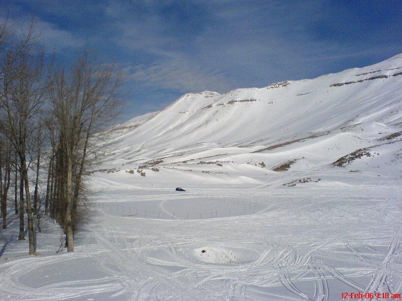Cedars Ski resort
