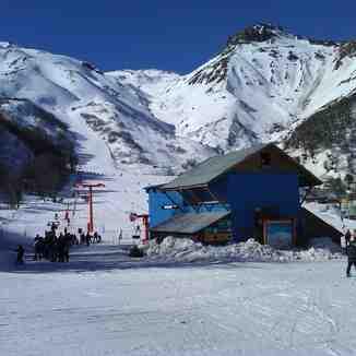 tella silla don otto, Nevados de Chillan