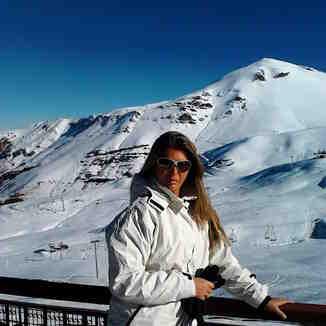 Adriana Dutra - Junho 2012, Valle Nevado