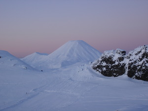 Meads Wall Vista, Whakapapa photo