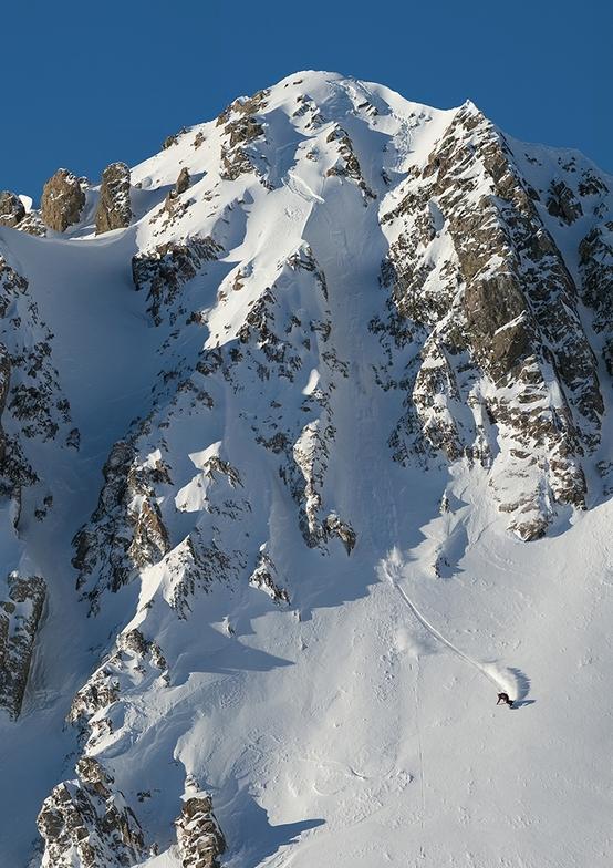 Phipps Peak - Johnny McCormack, Temple Basin