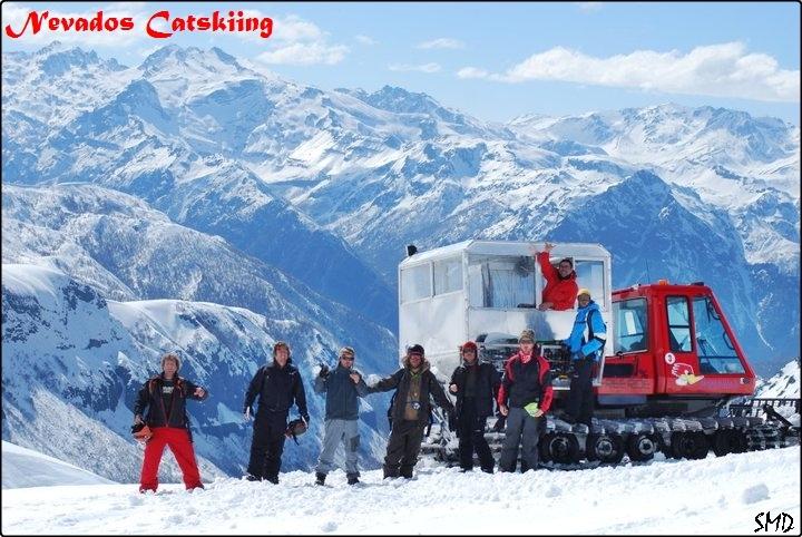 NEVADOS CATSKIING, Nevados de Chillan