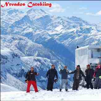 NEVADOS CATSKIING, Nevados de Chillan