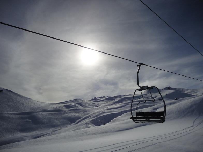 Valle Nevado 26/04