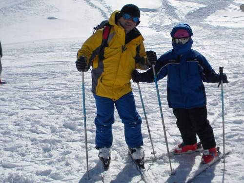 Los Puquios Ski Resort by: Jose Luis Tisone