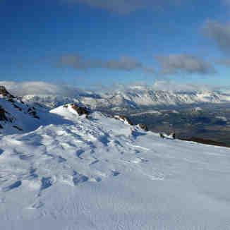 Nuevamente El plateau, Perito Moreno