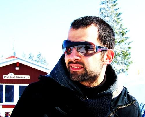 Oberstaufen Ski Resort by: Ahmet Serdar Sehirali