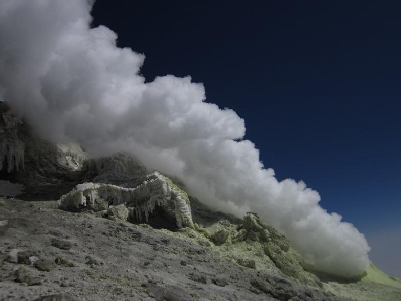 Tape gogerdi, Mount Damavand