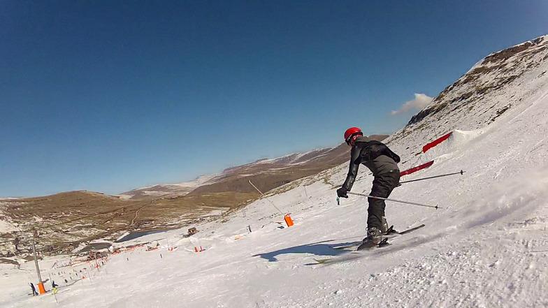 Downhill !!, Afriski Mountain Resort