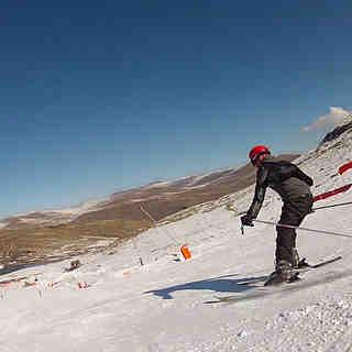 Downhill !!, Afri-Ski