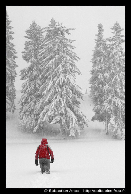 Walking alone?, Les Diablerets
