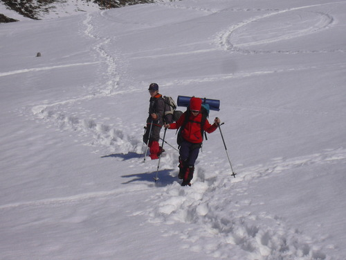 Vallecitos Ski Resort by: pablo urga