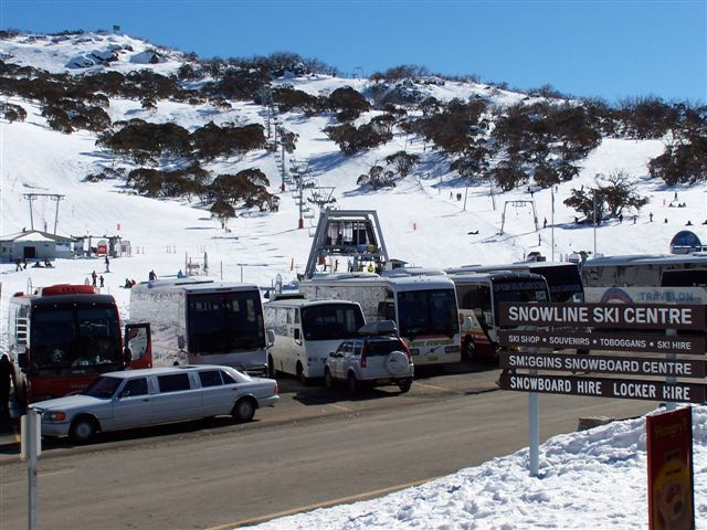 Where else in the world can you do this., Perisher