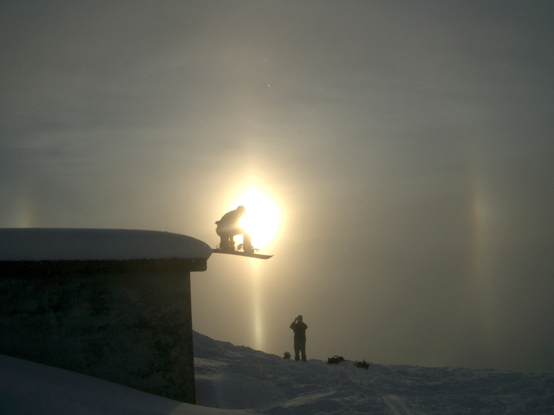 Out of the Sunset, Verbier