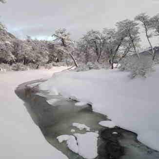 Río Larsiparsahk, Cerro Castor