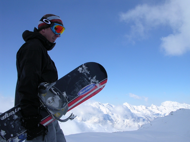 Top of the World, Verbier