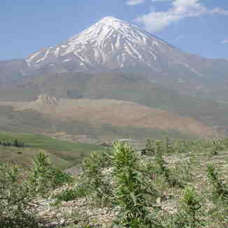 damavand peak, Mount Damavand