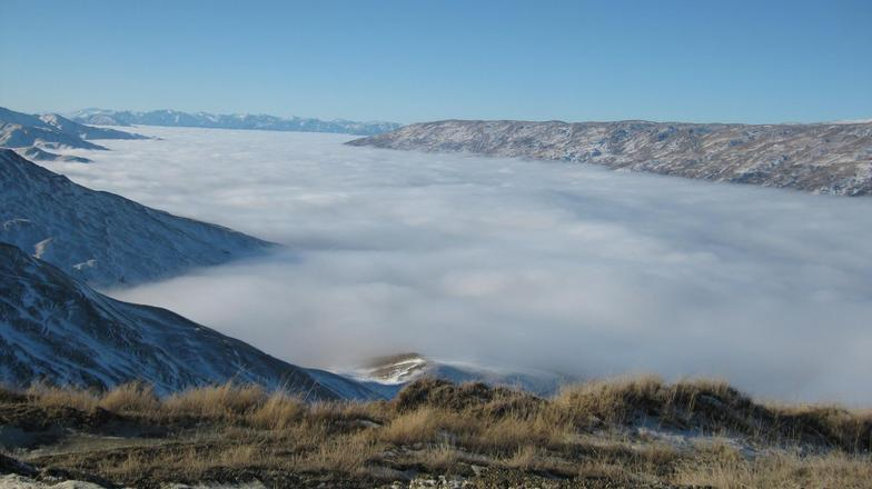 Inversion Layer, Cardrona