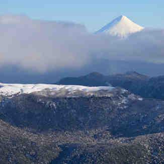 Osorno Volcano, from Antillanca