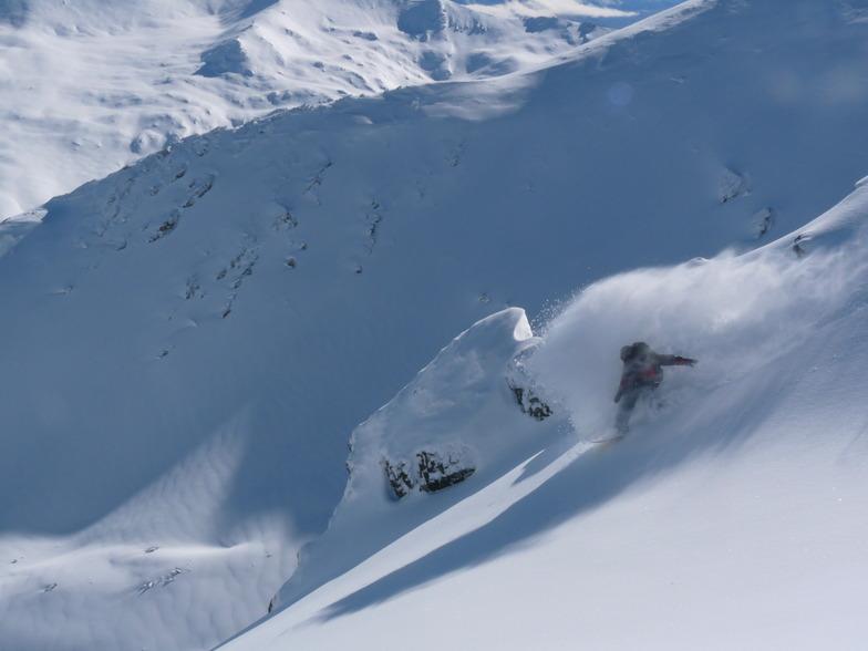 Mount Dobson snow