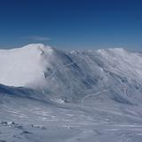 Fresh snow, Mount Dobson