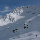 Splitboarding at Fox Peak