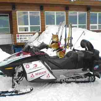 Dante Ski Patroll, Villarrica-Pucon