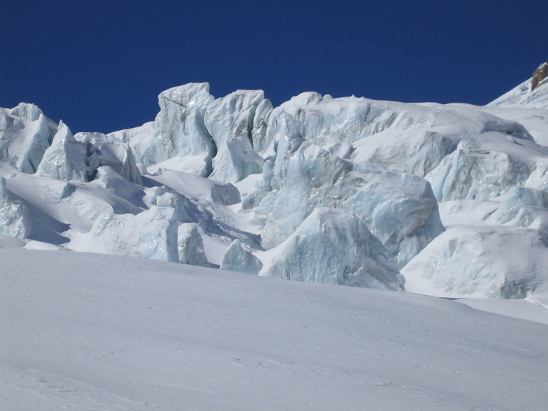 Valle Blanche - Yet another beautiful piece of ice, Chamonix