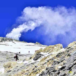 Mount Damavand 2012