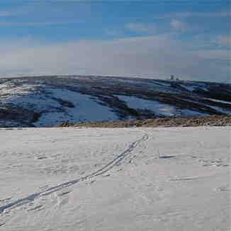 Vista al Cerro Mirador