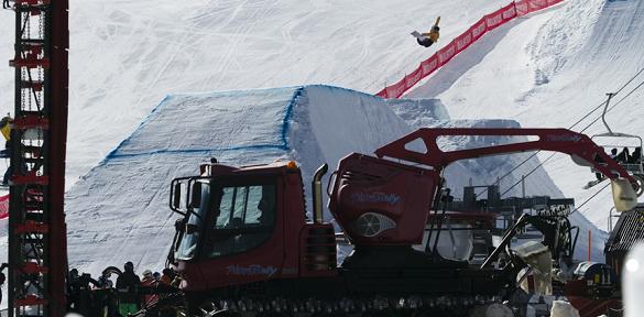 Development Snowparks, Snow Park