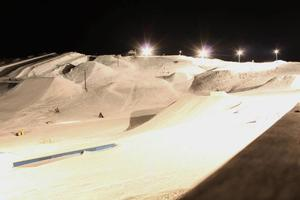 Night Riding, Snow Park photo