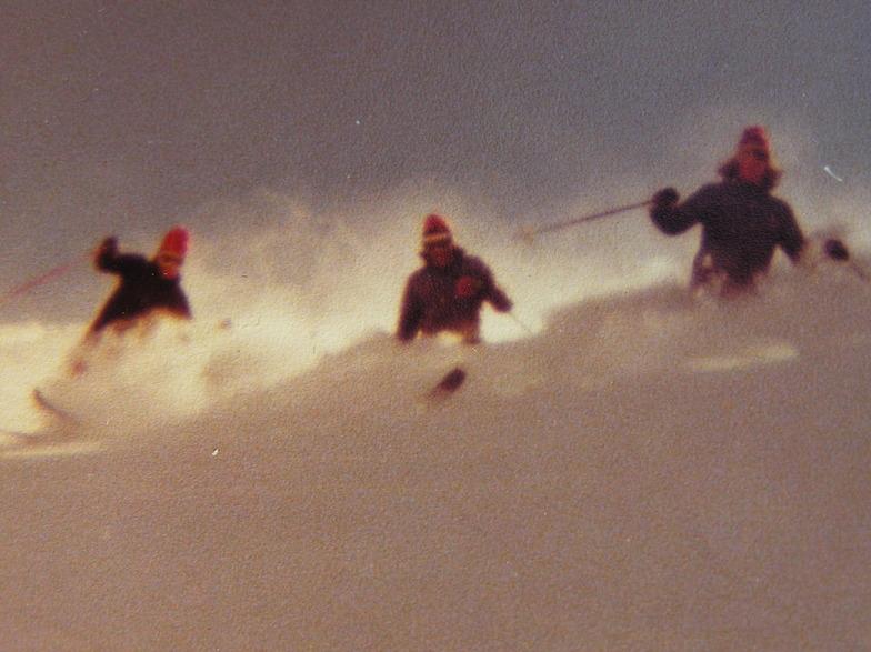 Falso Embudo 1977, El Colorado