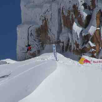 Red Bull Beyond The Line 2012 FreshTracks, Cerro Catedral