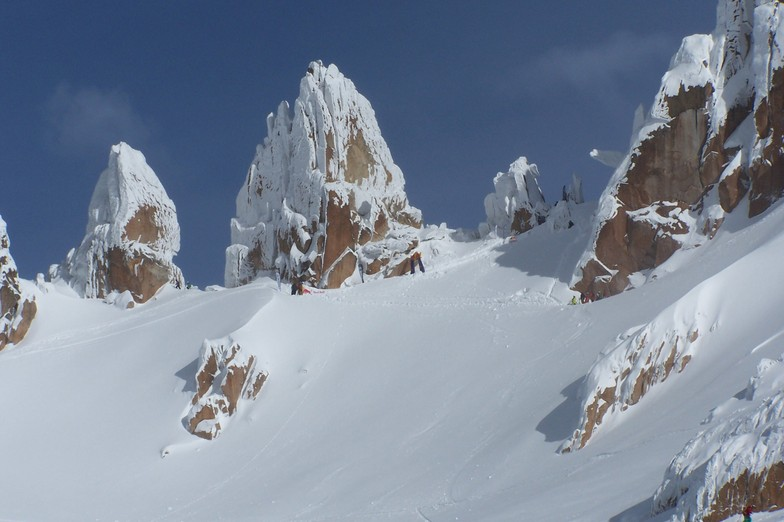 La Laguna Backcountry Freeride FreshTracks, Cerro Catedral