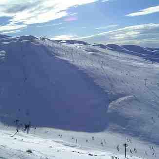Faraya resort-Lebanon, Mzaar Ski Resort