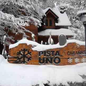 cabañas en las Pendientes Cerro Chapelco