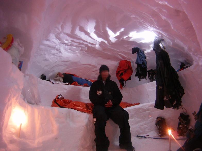 Ski Touring Frey Hut FreshTracks, Cerro Catedral