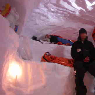 Ski Touring Frey Hut FreshTracks, Cerro Catedral