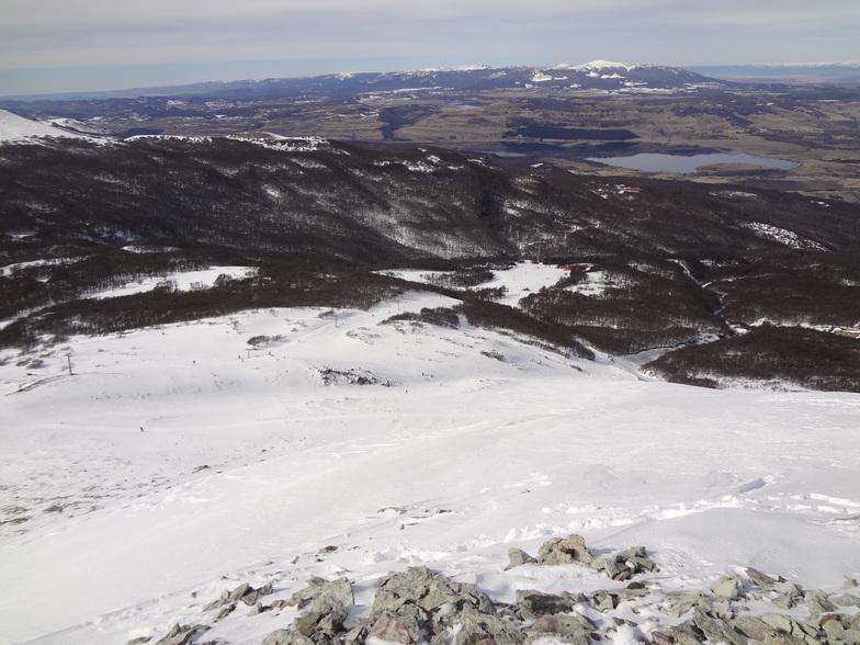 El Fraile snow