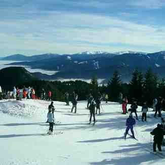 Skipark Ruzomberok Central Europe Slovakia, Ružomberok - Malino Brdo