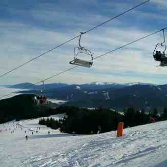 Skipark Ruzomberok Central Europe Slovakia 1209 m., Ružomberok - Malino Brdo
